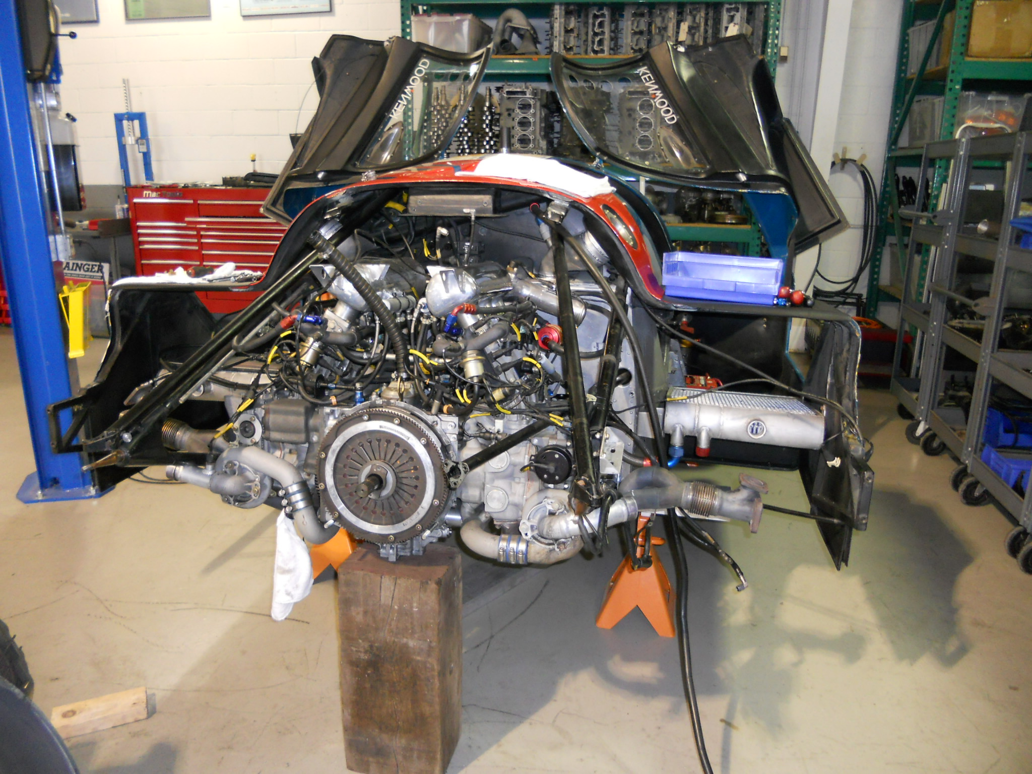 962-160 Engine re-build « RennSport Racing New Orleans